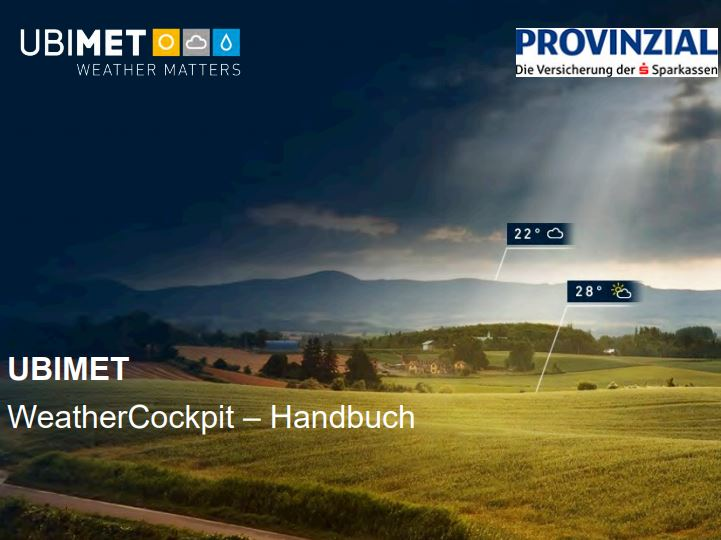 Download des Ubimet Wetterhandbuchs