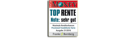 Focus Money Top Rente