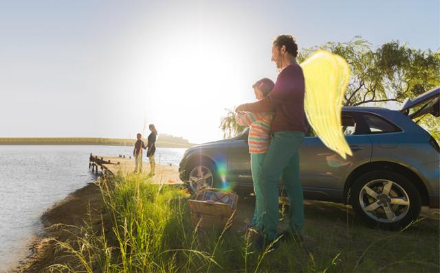Die Provinzial Autoversicherung Mobil Bleiben Mit Den Schutzengel